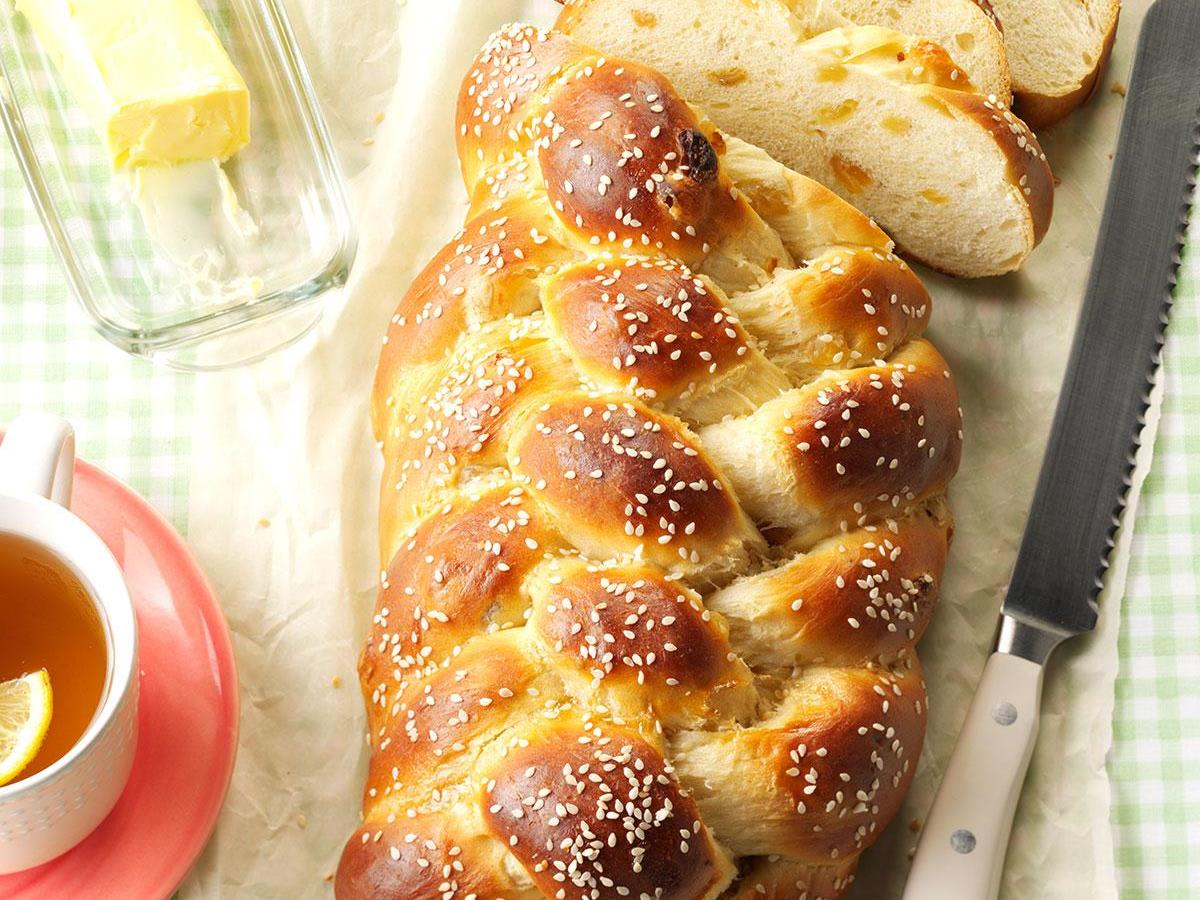 Honey Challah Recipe How To Make It Taste Of Home