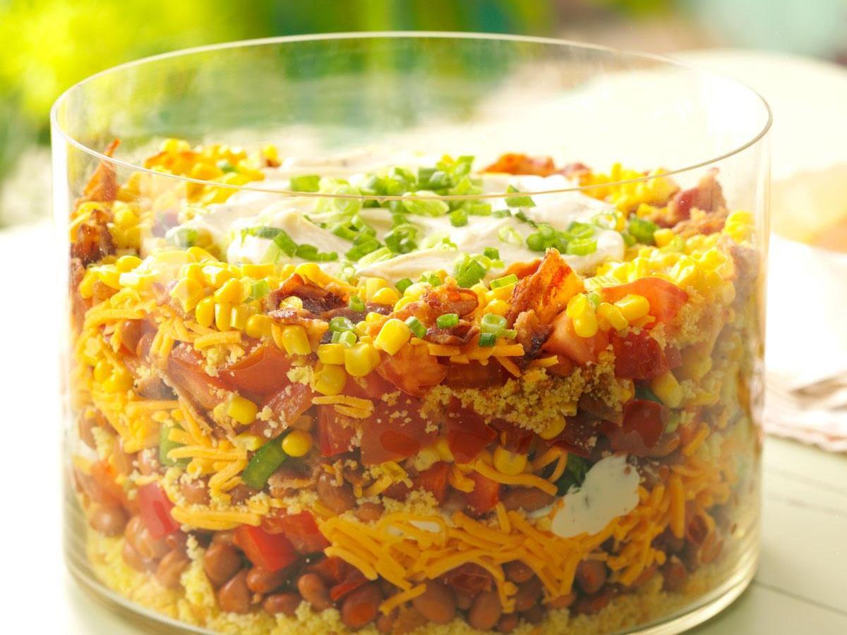 Southern Cornbread Salad