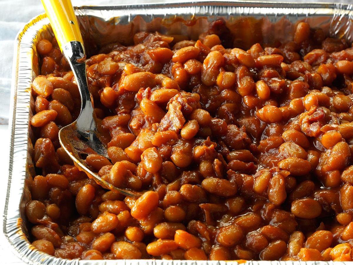 Jen's Baked Beans