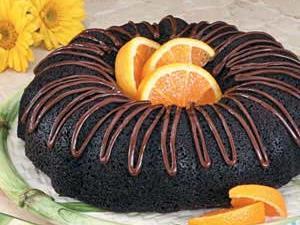 Eggless Chocolate Cake