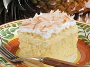 Hawaiian Wedding Cake Recipe Taste of Home