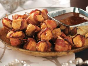 Chicken Bacon Bites