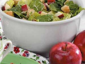 Fruited Caesar Salad