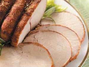 Herb-Rubbed Pork Roast