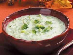 Rich Broccoli Cream Soup