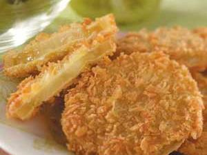 Panko Fried Green Tomatoes