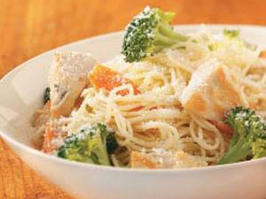 Angel Hair Pasta with Chicken