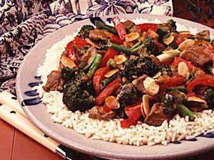 Orange Beef and Broccoli Stir-Fry