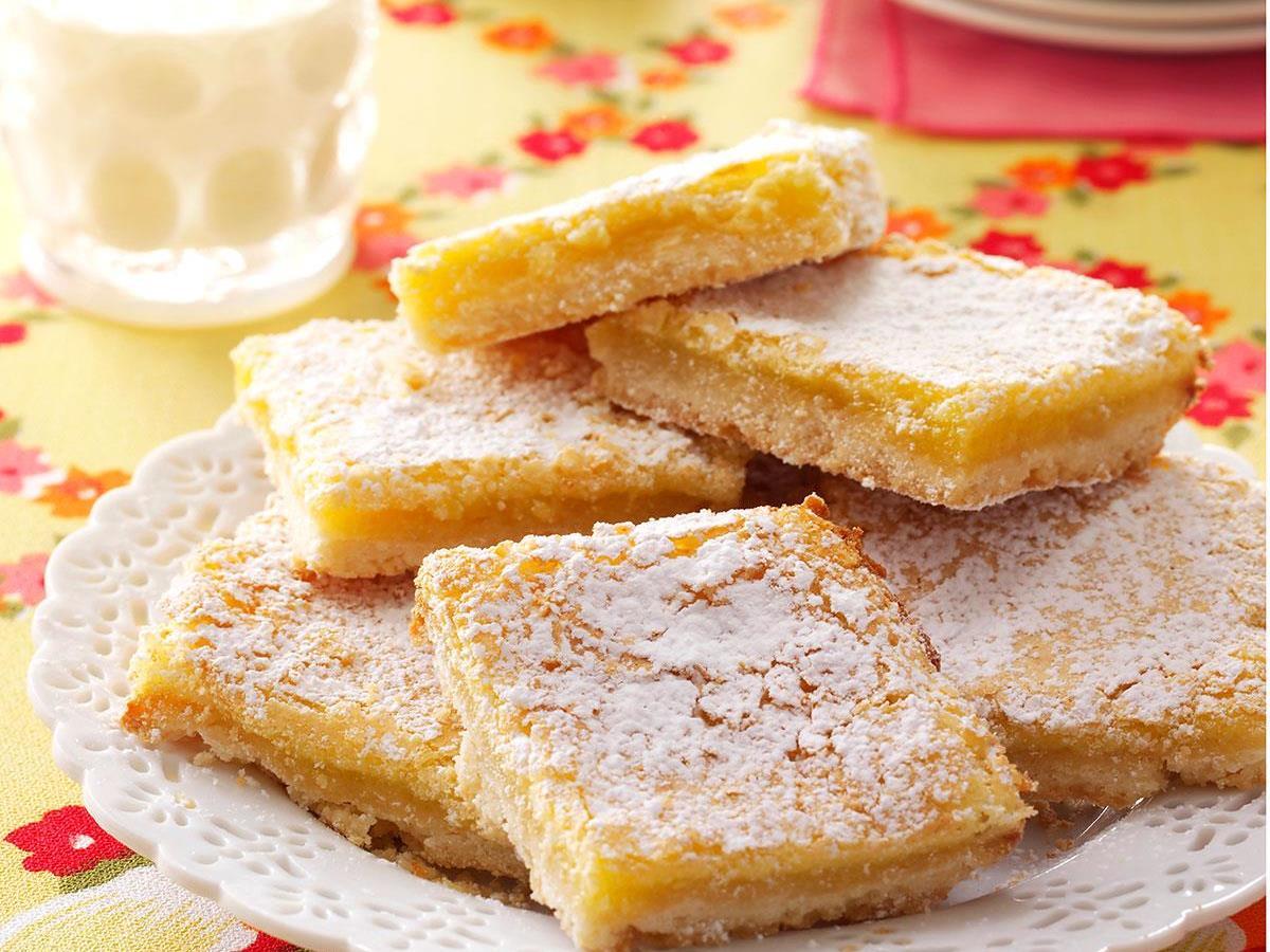 Лимонная выпечка рецепт пошагово