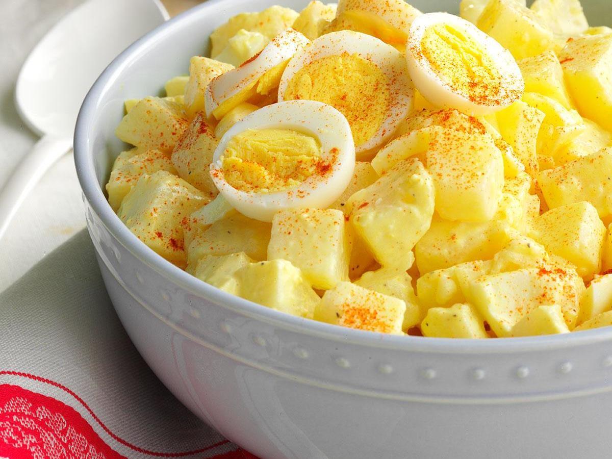 Potato Salad Recipe List