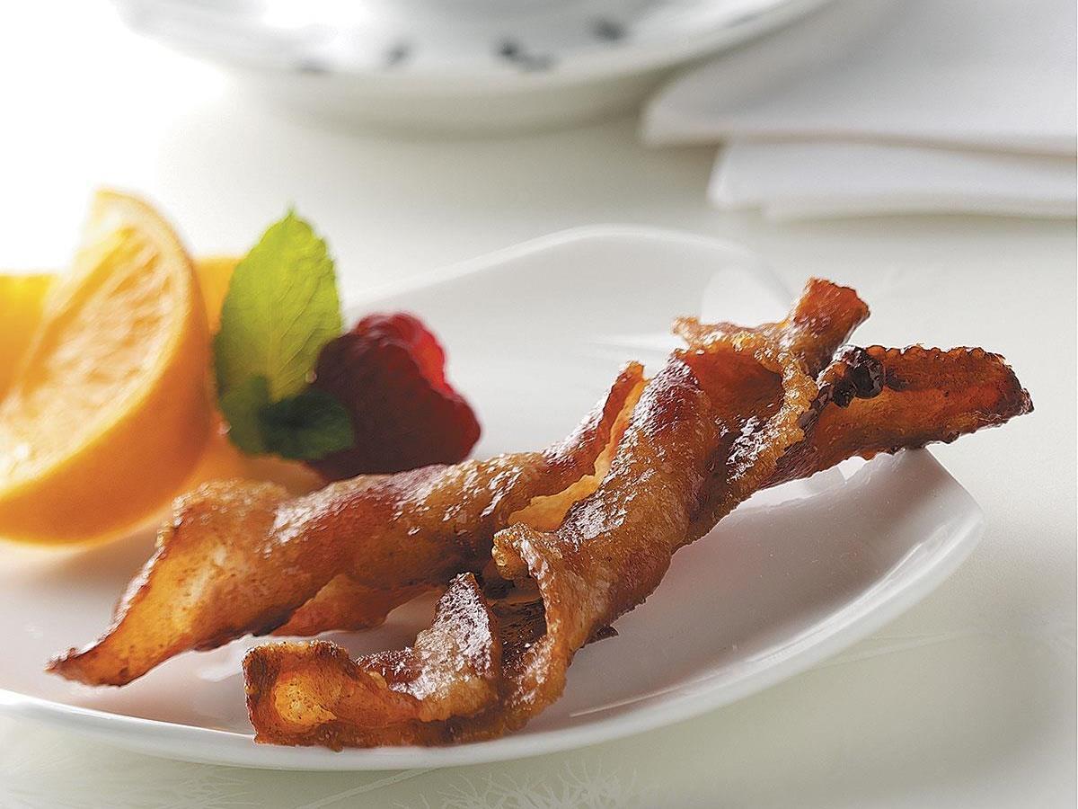 Spiced Bacon Twists