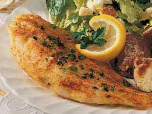 Larry's Fish and Shrimp Dishes - cover