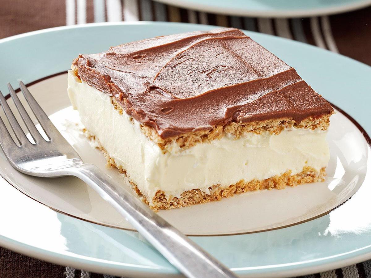 Thelma's Chocolate Eclair