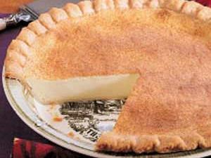 Mom's Custard Pie