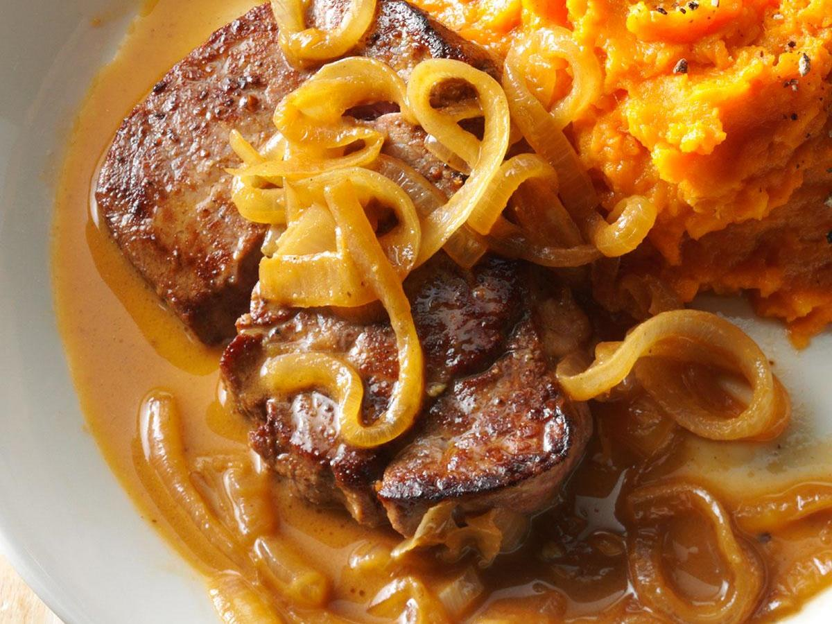 Dijon Beef Tenderloin