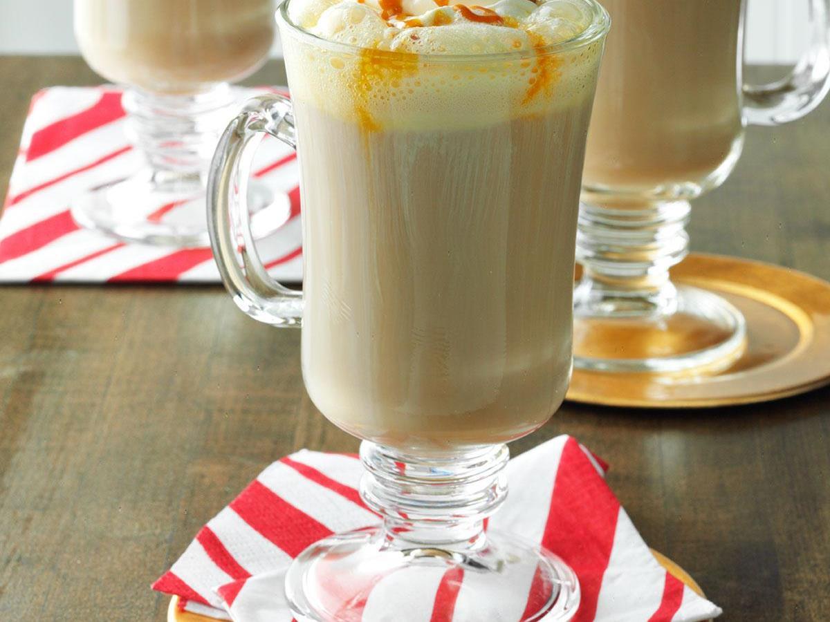 Caramel-Chai Tea Latte
