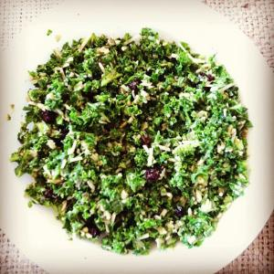 Chopped Kale Salad Recipe